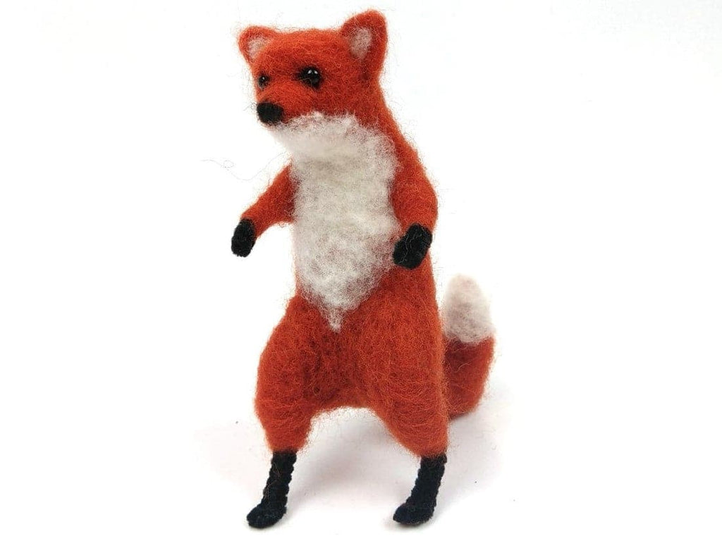 Poseable Fox Instructions PDF