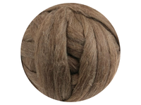 French Country Sheep natural wool tops