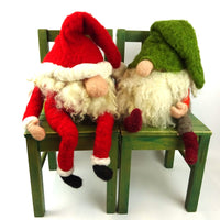 Giant Father Christmas or Giant Gnome Bundle - No tools