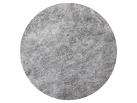 Gotland Lamb - natural soft grey carded wool batts - various weights