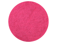 Hot Pink - dyed New Zealand Merino carded wool batts - various weights