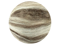 Jacobs Striped natural wool tops