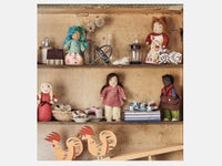 Making Soft Dolls book by Steffi Stern - OUT NOW!