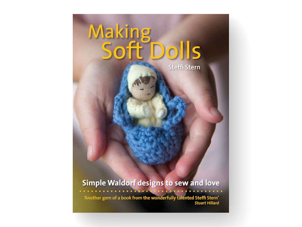 Making Soft Dolls book by Steffi Stern