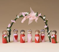 Making Peg Dolls Book - over 60 seasonal projects for children and adults