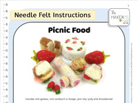 Picnic Food Instructions PDF