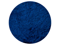 Royal Blue - dyed New Zealand Merino carded wool batts - various weights