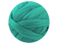 Turquoise Extra Fine Tops - dyed Australian Merino - various weights