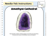 Amethyst Cathedral Instructions PDF