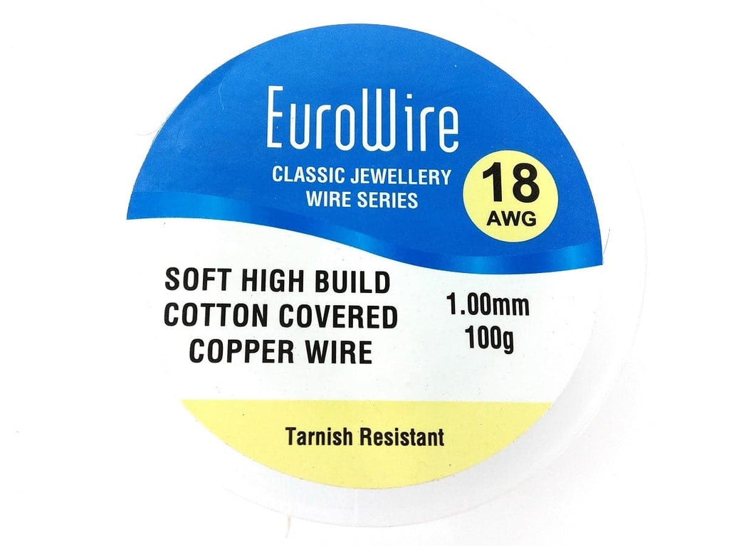 Covered Wire - Cotton Covered Copper / Steel for wire armature