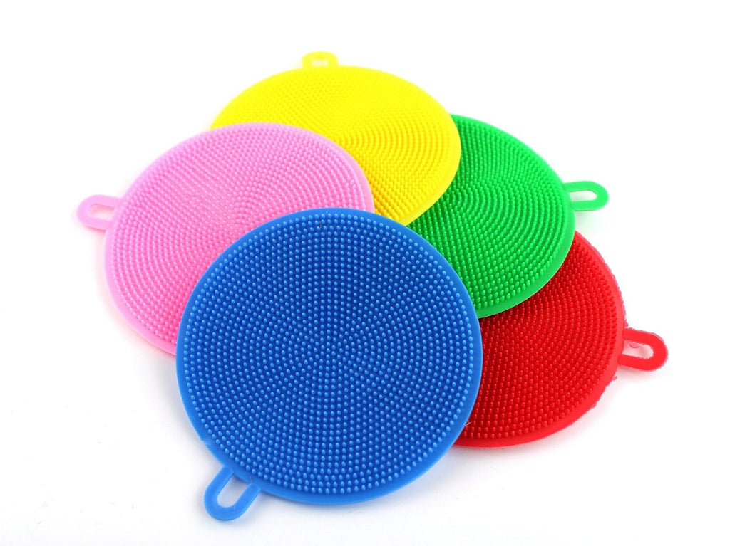 Double-sided Silicone Brush - ideal for cleaning your felt mat