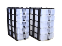Stackable Storage Boxes - perfect for storing your tools and materials