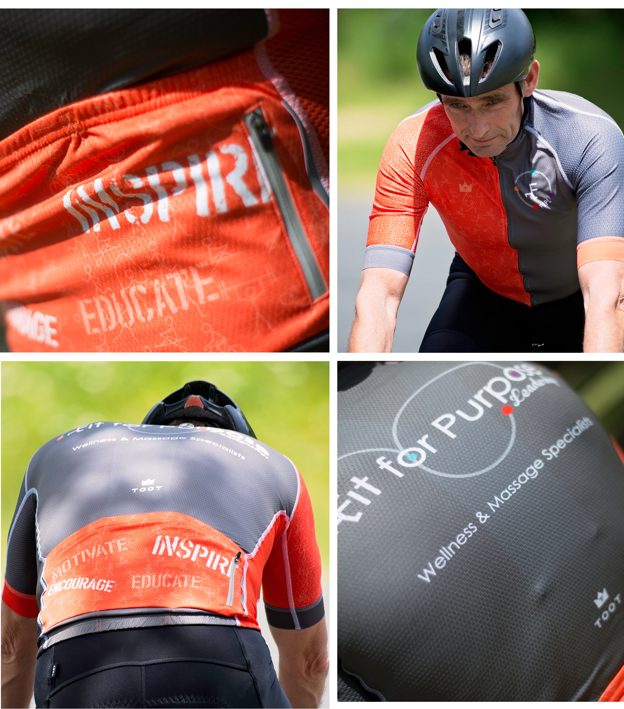 Custom Design Cycling Jerseys
