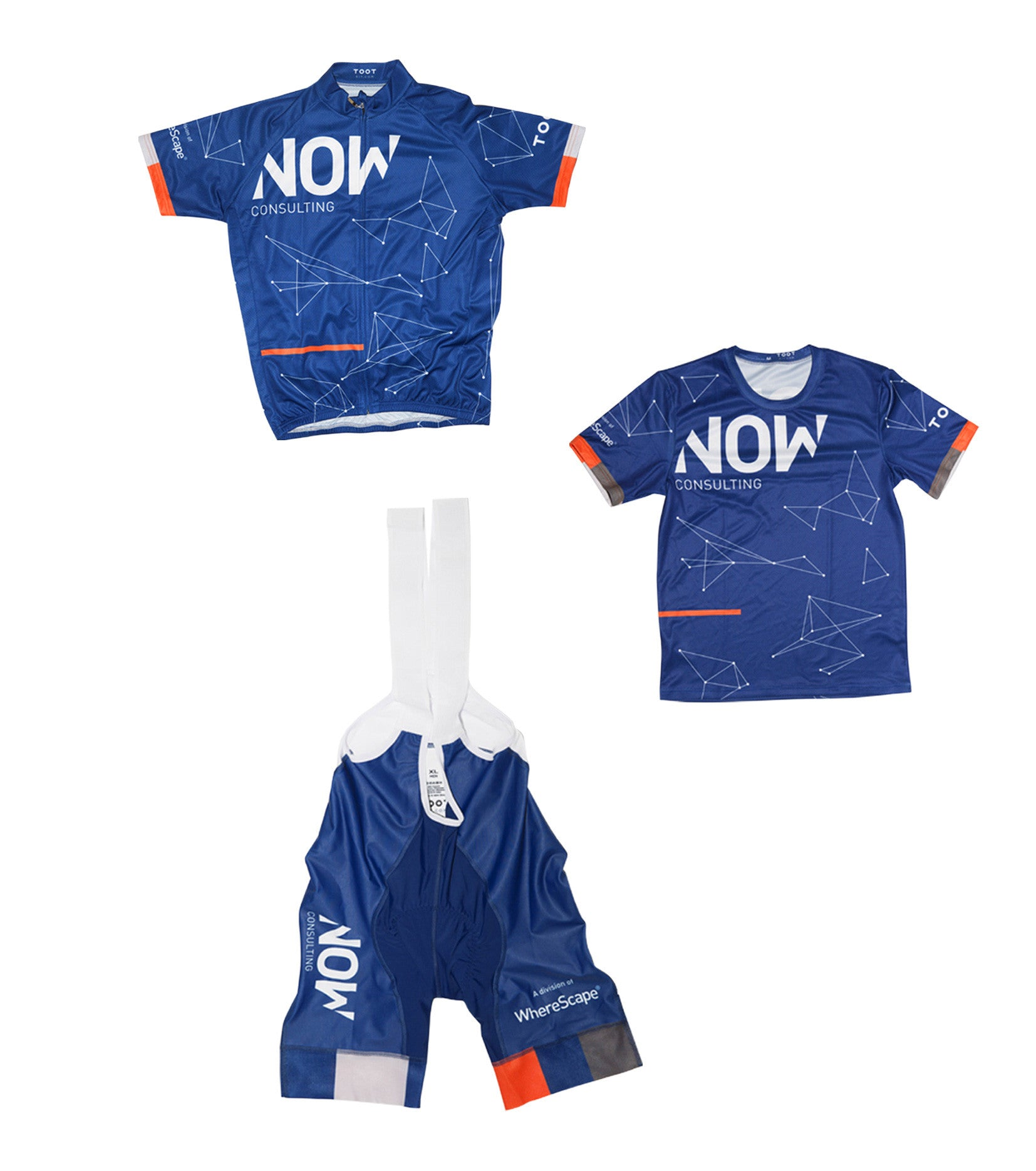 Custom Cycling Teamwear