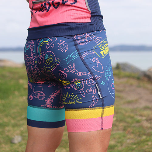 Cycling Mums Australia Custom Cycling Kit