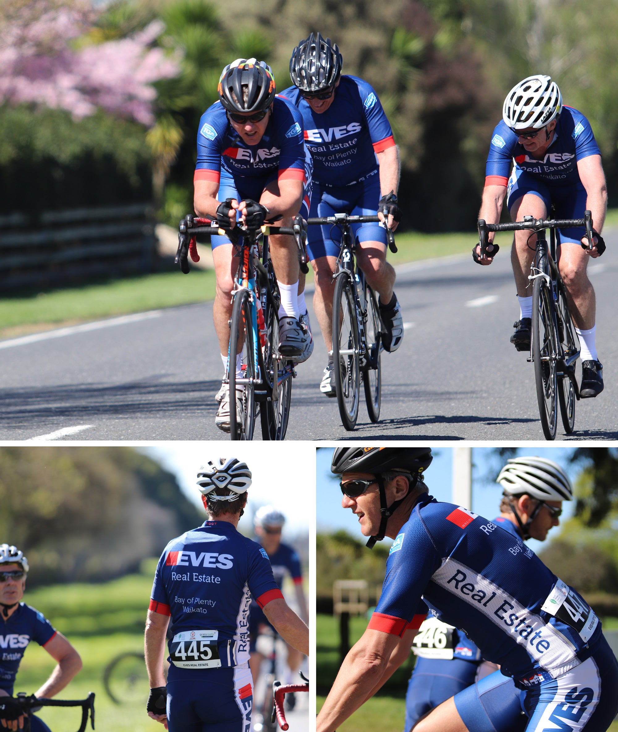 Eves Custom Cycling Team Kit