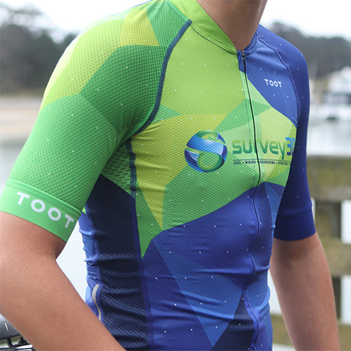 Survey 3D custom cycling kit