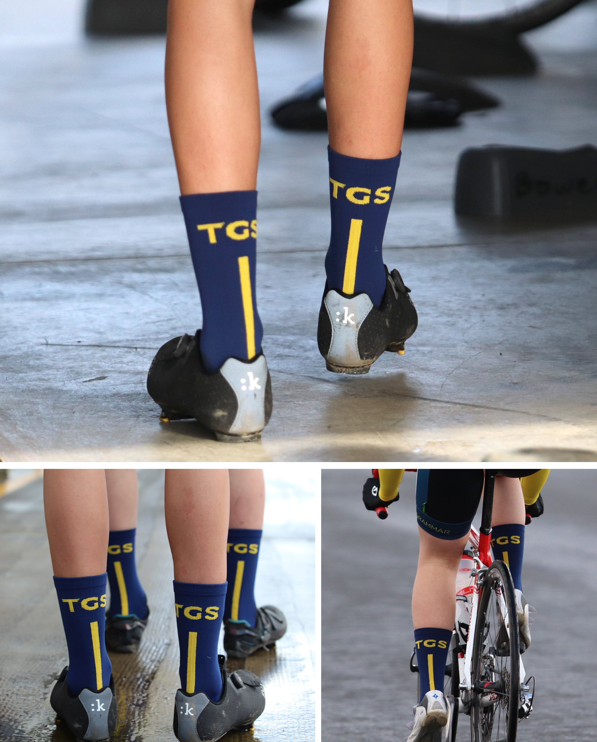 Auckland School Cycling Team Socks