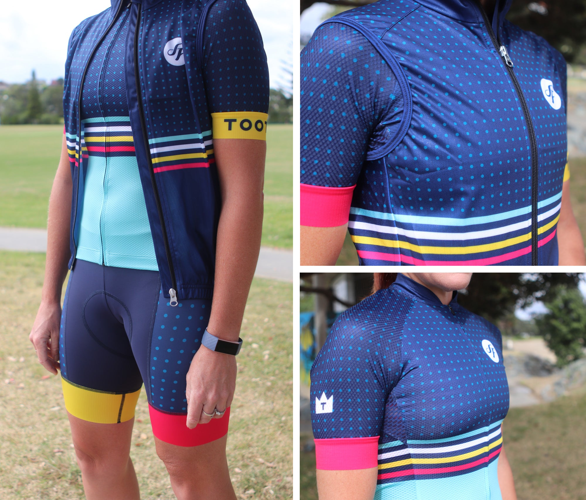 Women's Custom Cycling Kit