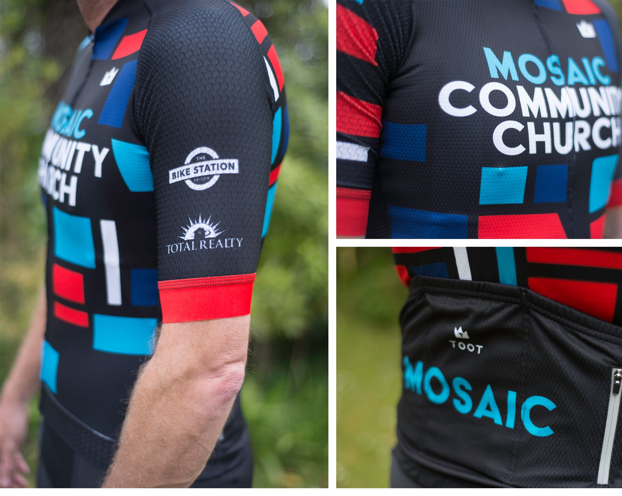 Cycling Group Custom Cycling Clothing