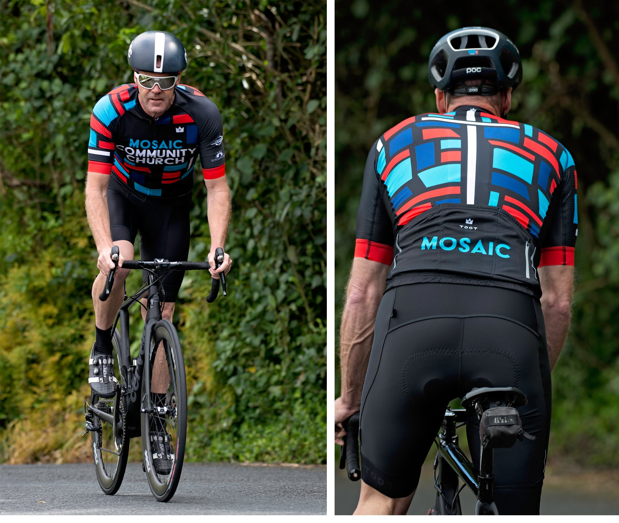 Cycling Group Custom Cycling Kit