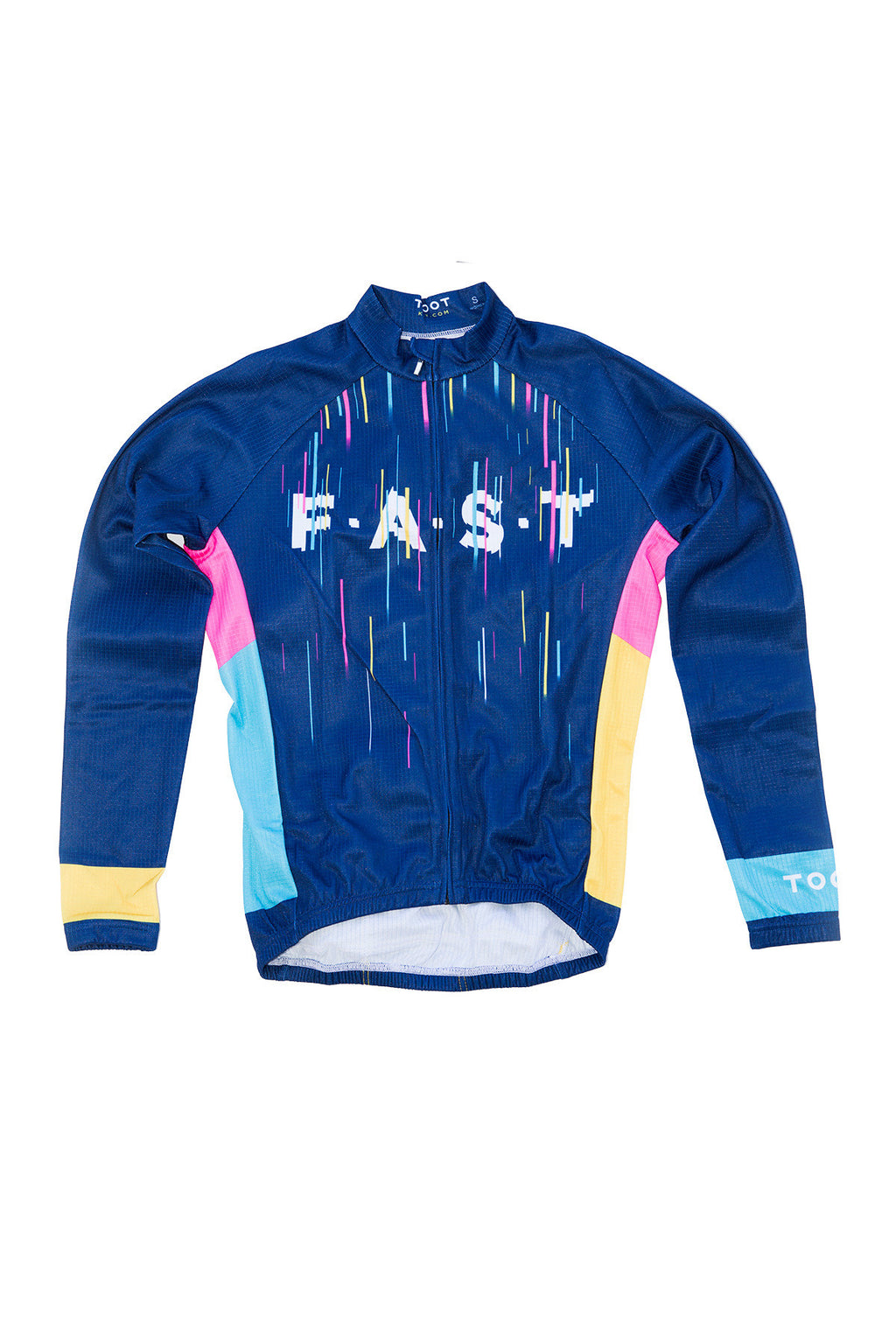 F.A.S.T - SUPPORTERS LONG-SLEEVE JERSEY - NAMED