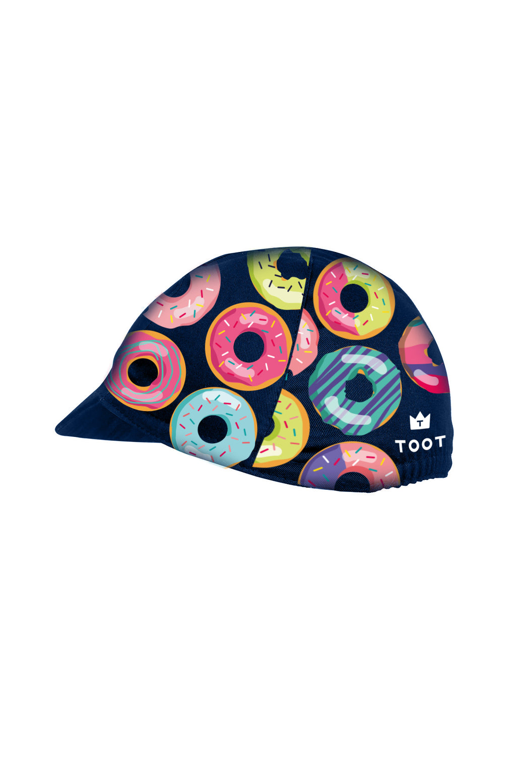 Will Ride for Donuts - Cycling Cap