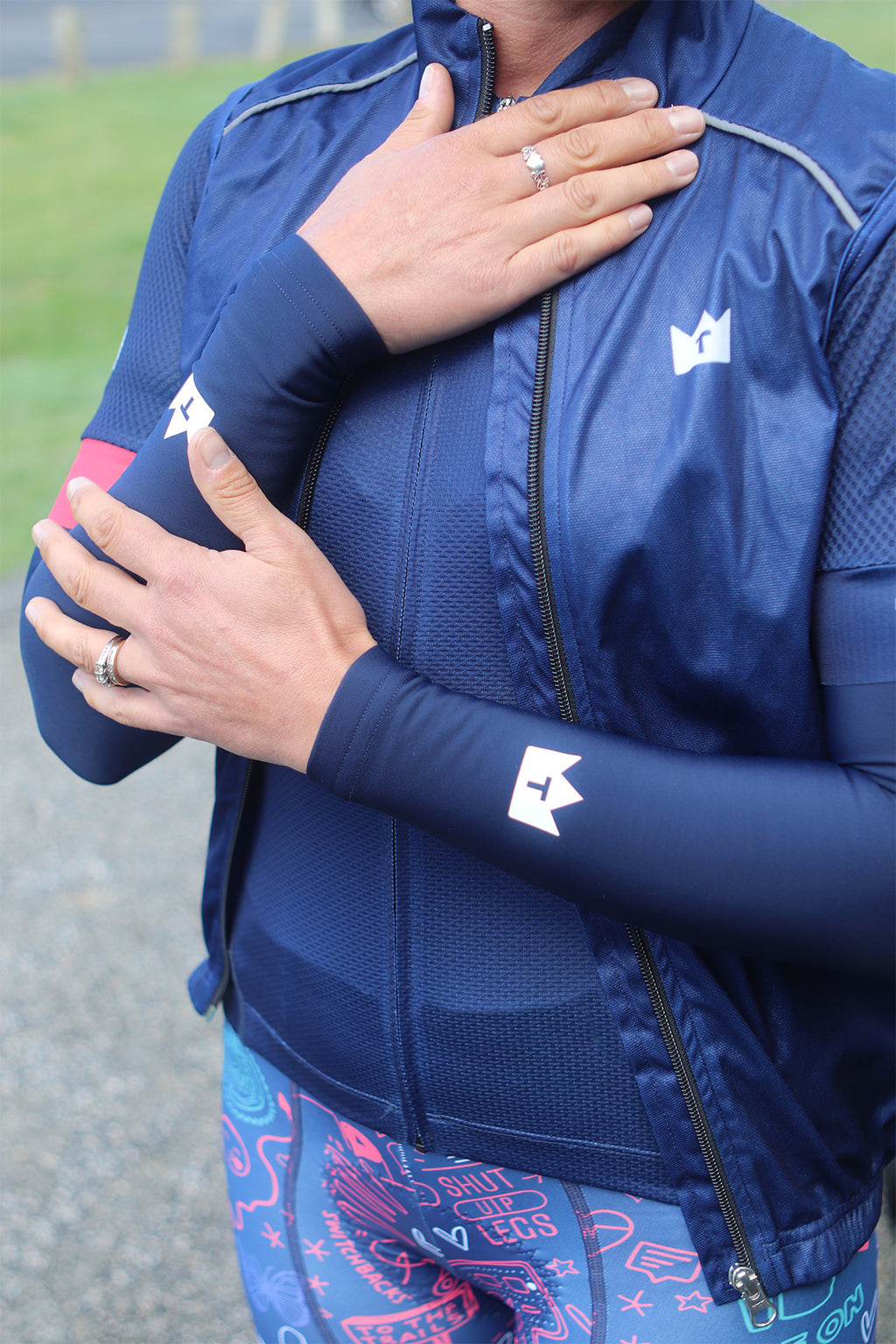 NAVY - Staple Gilet Unisex