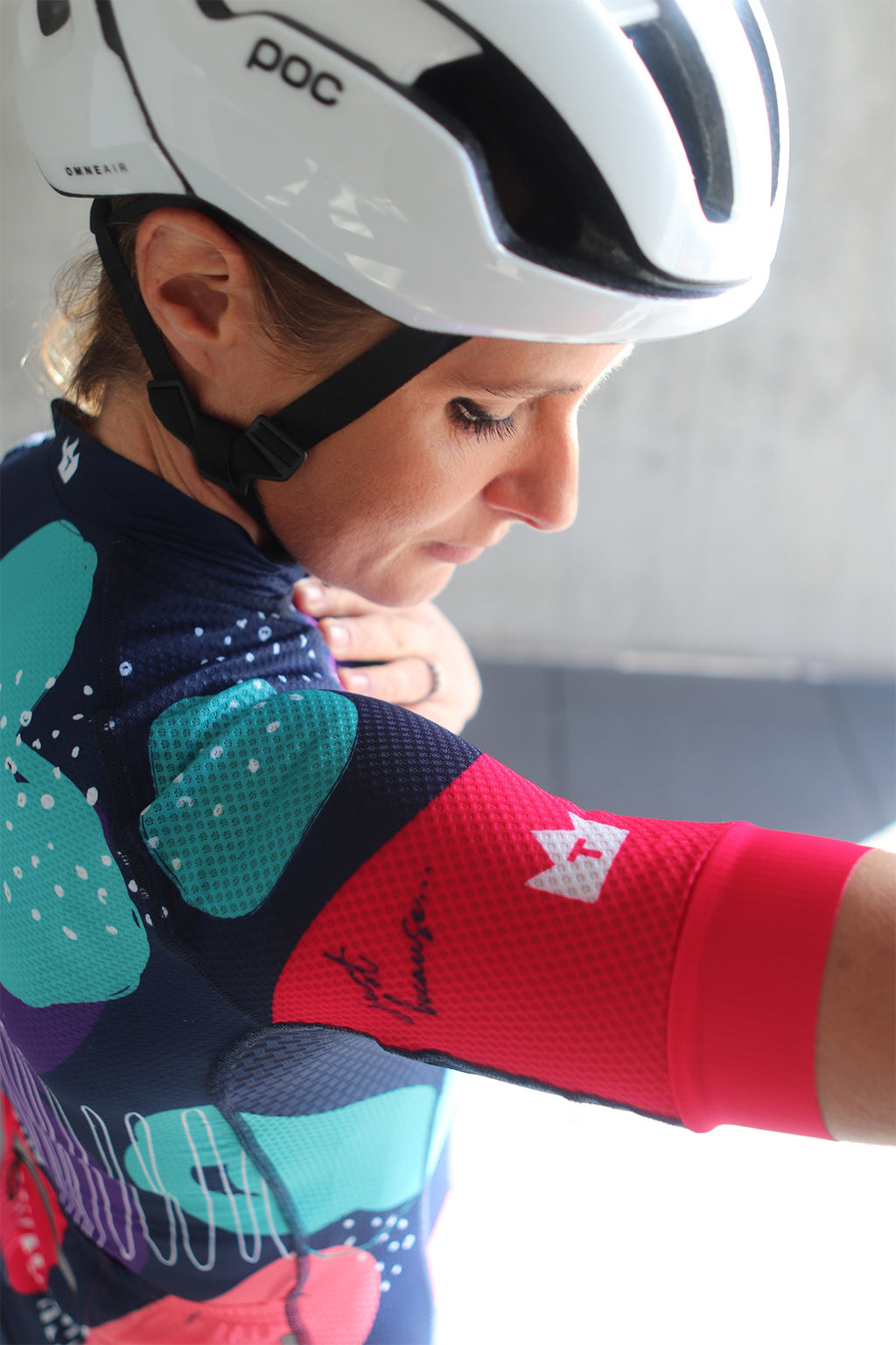 Womens Cycling Jersey