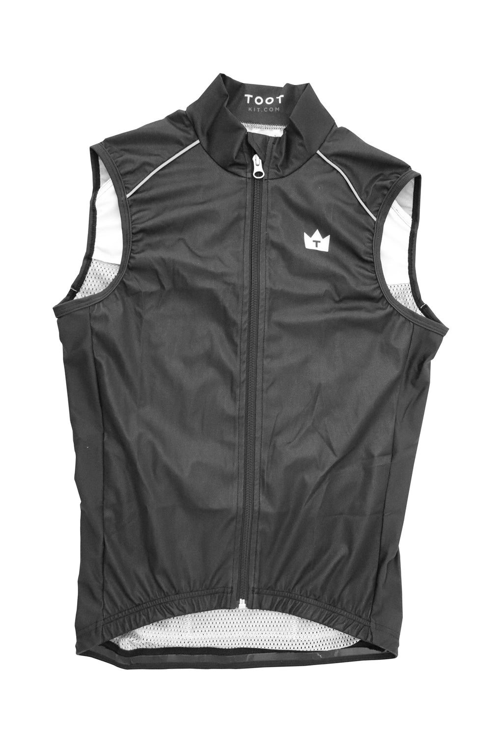 BLACK - Staple Gilet Unisex