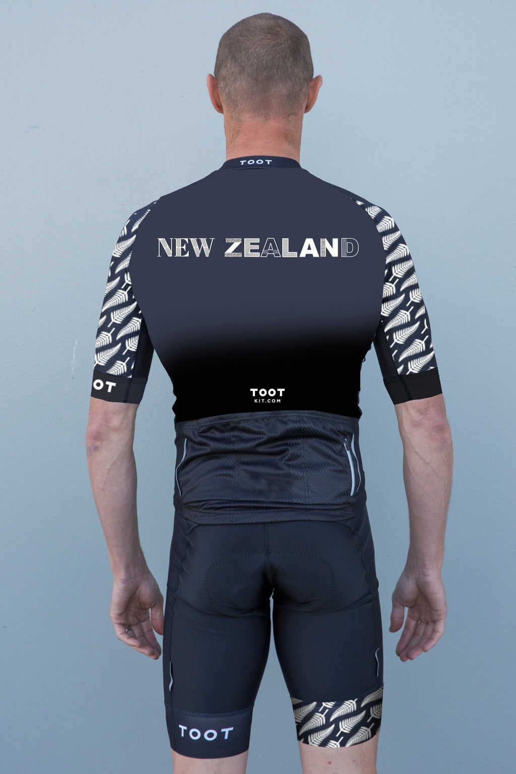 NEW ZEALAND SUPPORTERS - MEN'S JERSEY