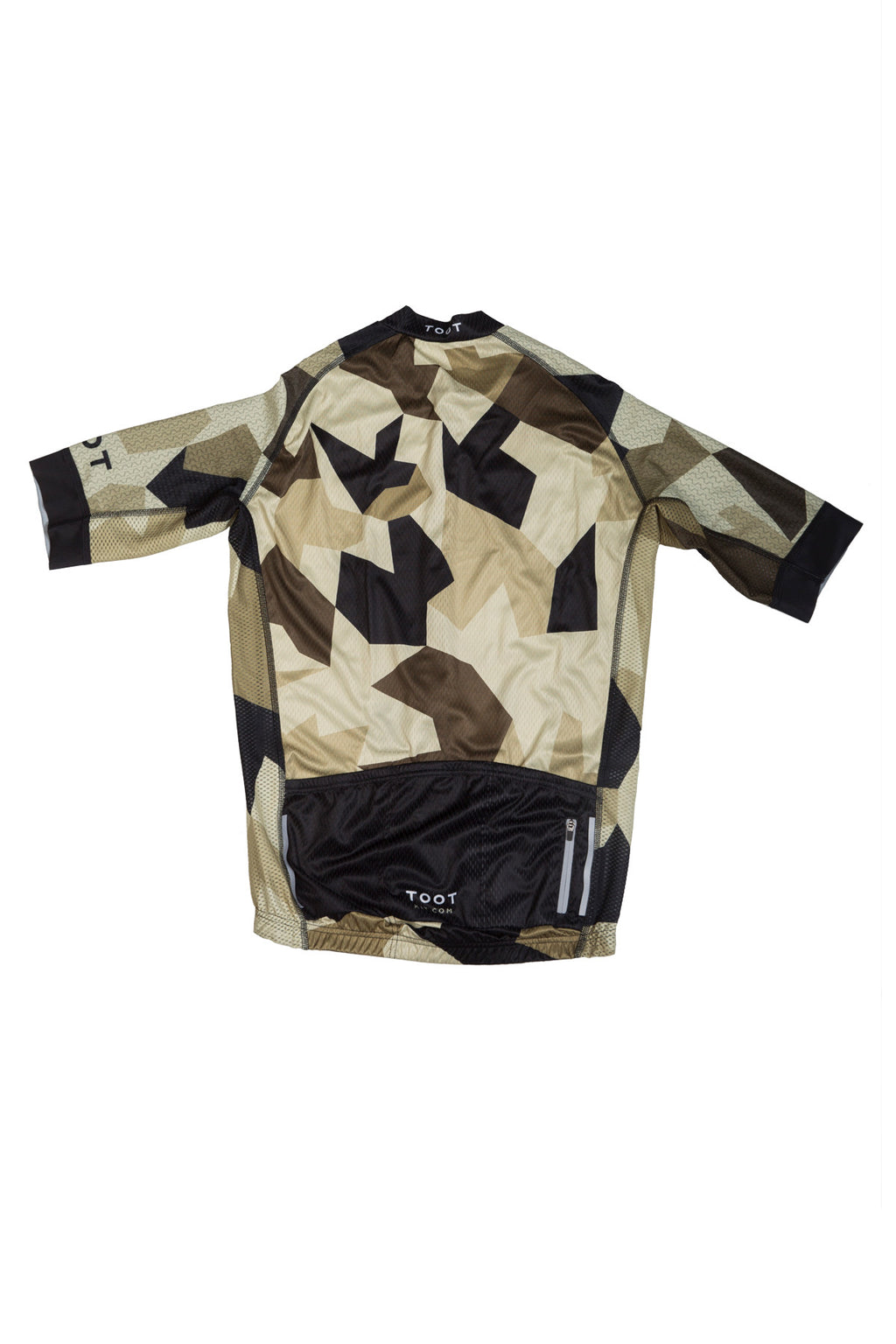 Mens Camo Cycling Jersey