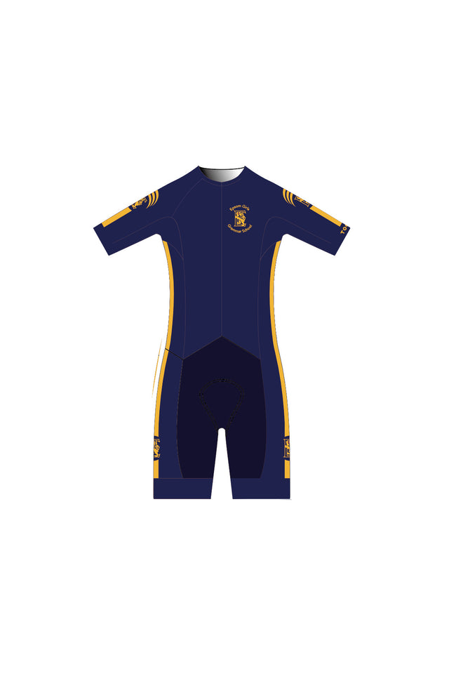Epsom Girls - Short-Sleeved Speedsuit