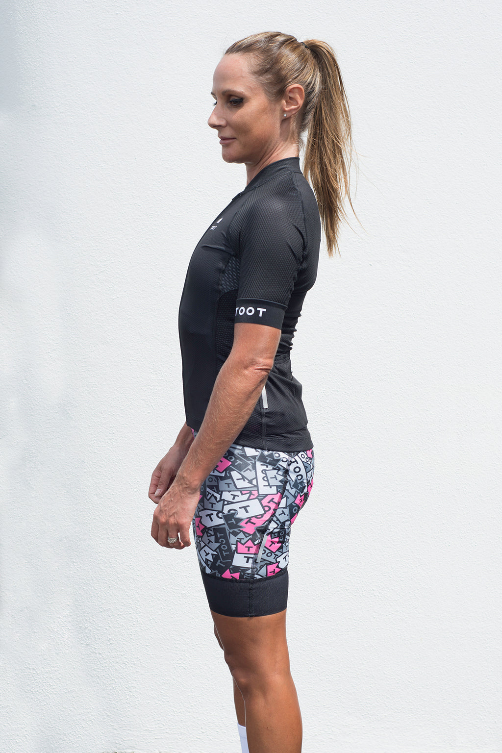 TOOT - WOMENS PRO X LITTLE  BLACK JERSEY