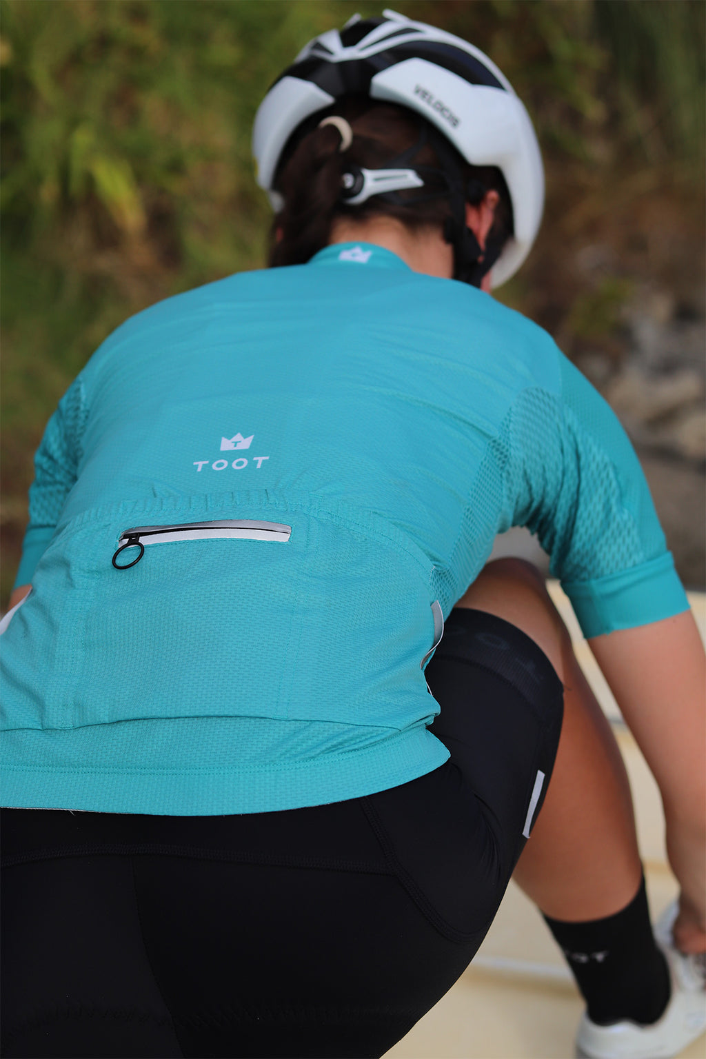 TOOT - WOMENS PRO X LITTLE TEAL JERSEY