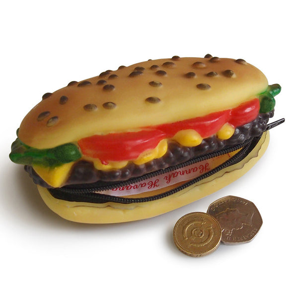 Mini Burger Purse