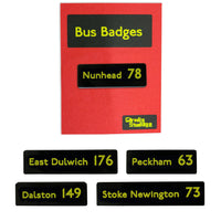 Bus Badges 2