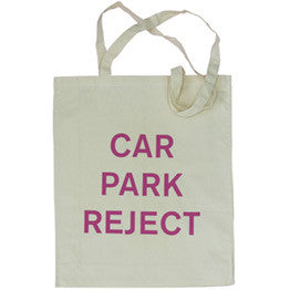 Car Park Reject Tote Bag