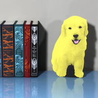 Sale - Flat Pet Puppy yellow