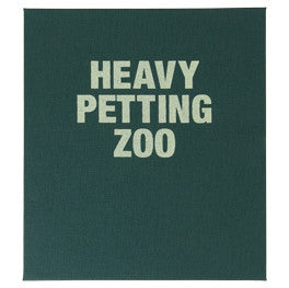 Heavy Petting Zoo Book