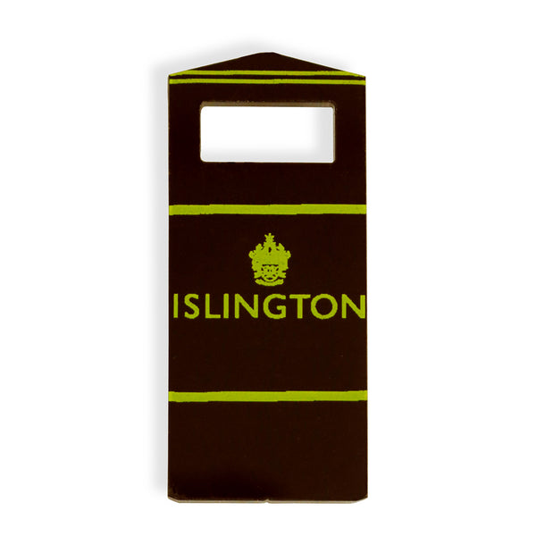 Bin Badge - Islington