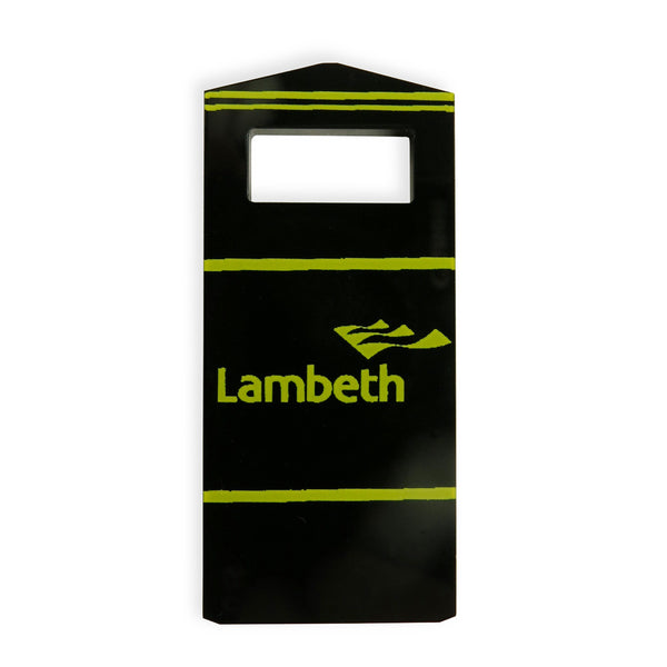 Bin Badge - Lambeth