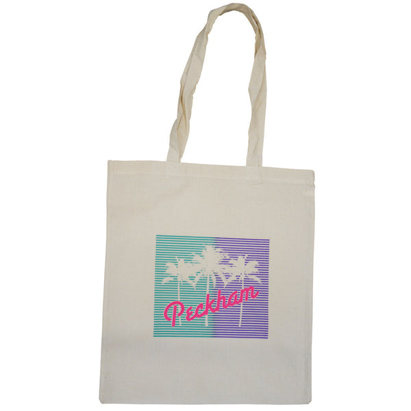Peckham Palm Tree Tote Bag