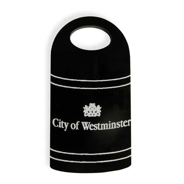 Bin Badge - Westminster