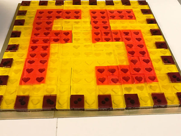 Customised Logo Cake for F5