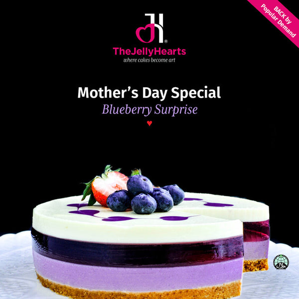 Mother's Day Special - Blueberry Surprise