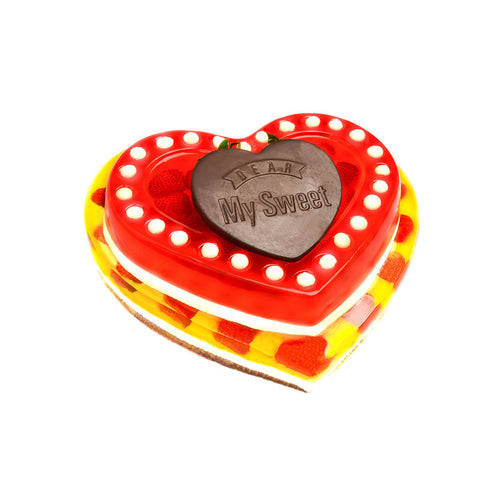 2 Hearts in 1 - 10 inch (incl GST)
