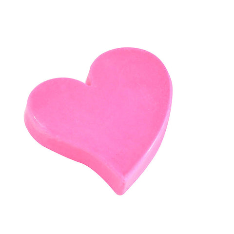 Wavy Heart Chocolate Big - (incl GST)