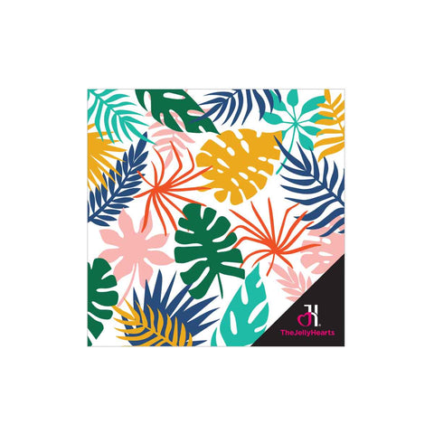 Customised Gift Card - Tropical