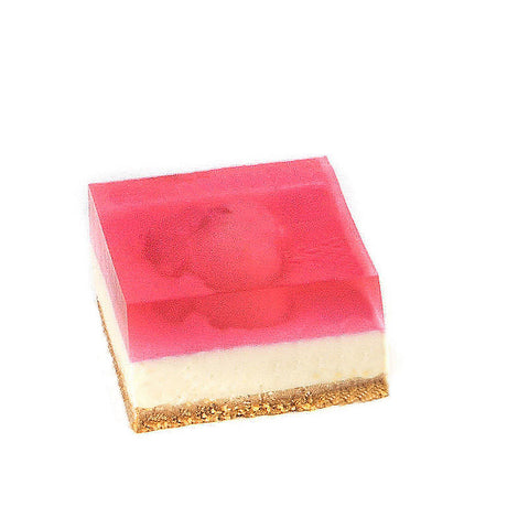 Luscious Lychee - 1 Pc Square (incl GST)
